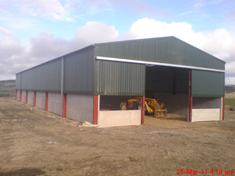 Industrial Steel Erections and Agricultural Farm Shed Erection